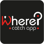 Where? •catch app•